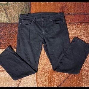 Black Men Levi's 38X32